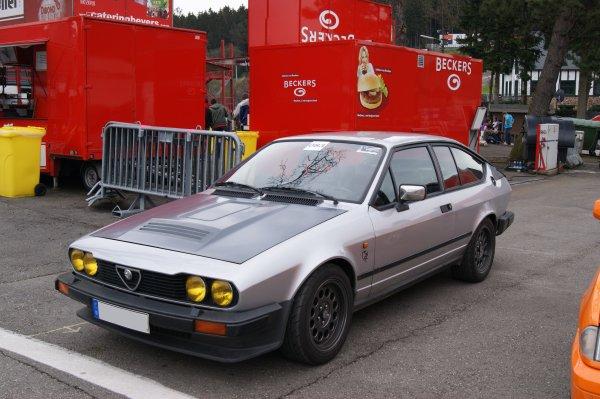 Alfa Romeo GTV 6 1982