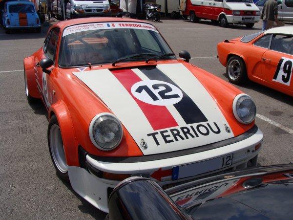 Porsche 934 Turbo RSR 1974