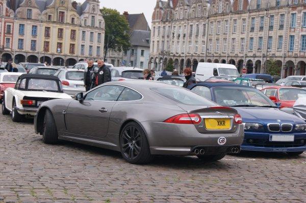 Jaguar XKR X150 2009