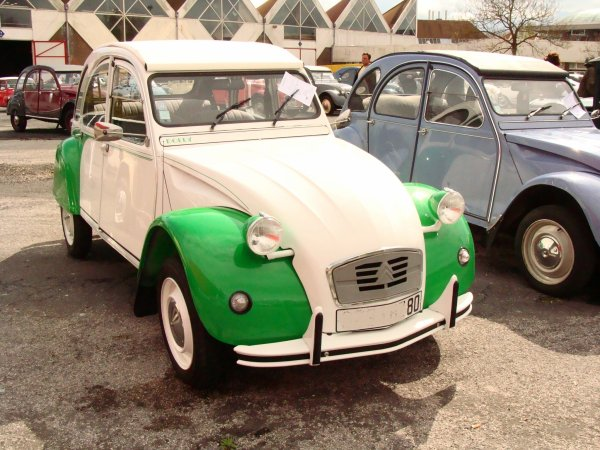 Citroën 2 CV 6 Dolly 1985