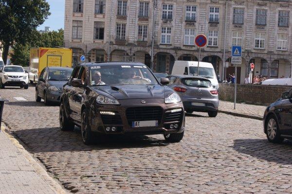 Porsche Cayenne Tech Art Magnum 2007