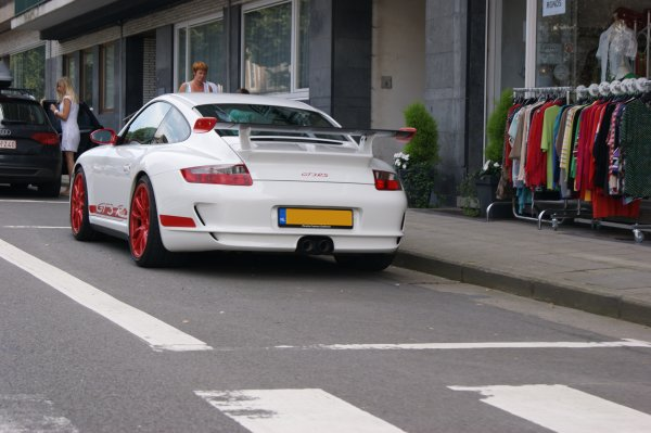 Porsche 997 GT3 RS 2006