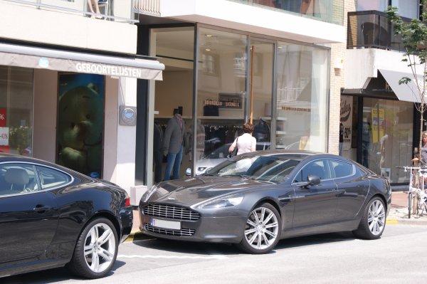Aston Martin Rapide 2009