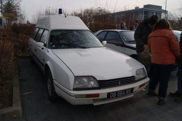 Citroën CX 25 TRD Evasion 1990