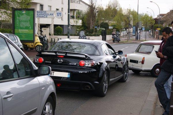 Mazda RX8 PZ 2006