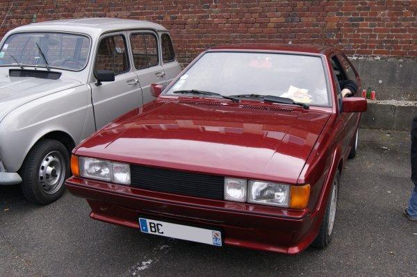 Volkswagen Scirocco GT 1986