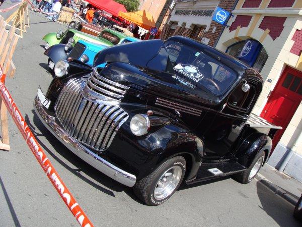 Chevrolet Series AK 1941