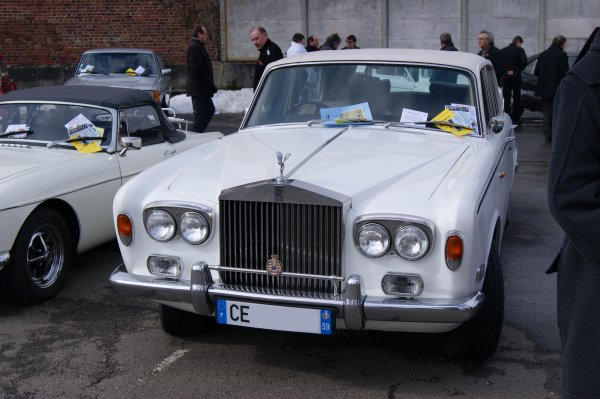 Rolls Royce Silver Shadow 1965