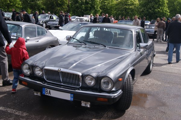 Jaguar Sovereign 1982