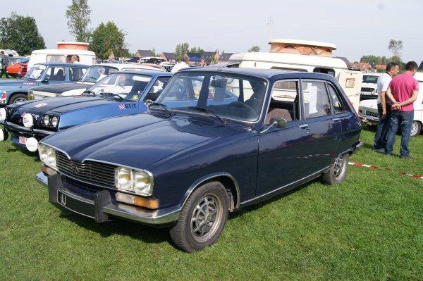 Renault 16 TX 1976