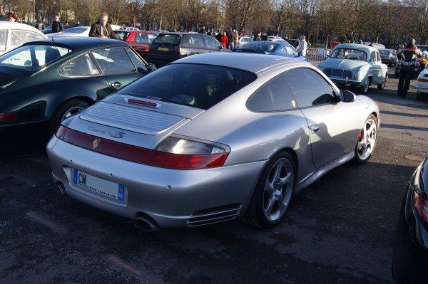 Porsche 996 Carrera 4S 2001