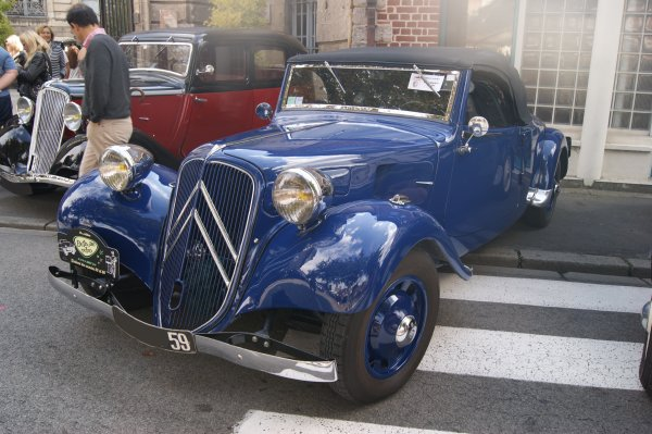 Citroën Traction 11B 1938