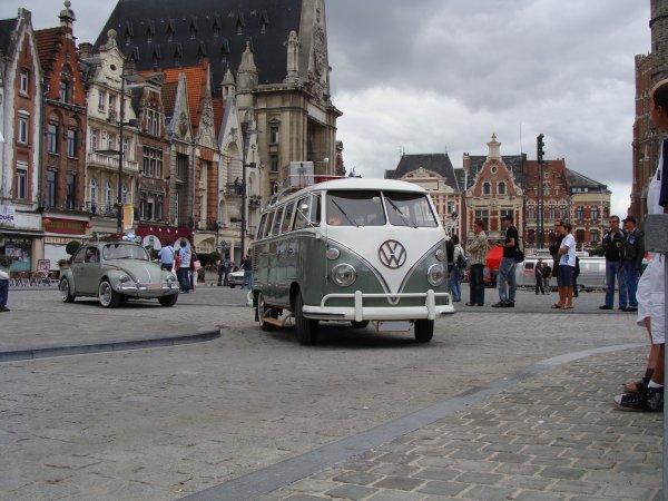 Volkswagen Transporter T1 Bus 1963