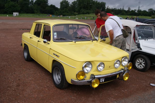 Renault 8 S 1968