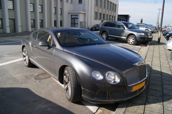 Bentley Continental GT 2010