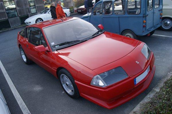 Alpine V6 GT 1985