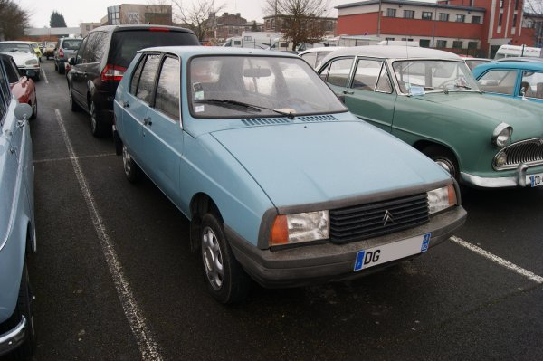 Citroën Visa 1982