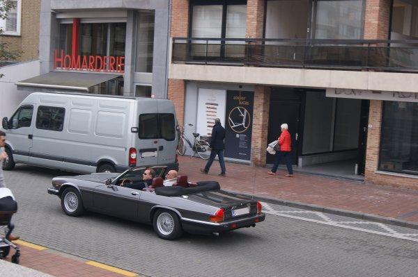Jaguar XJ-S V12 HE 1988