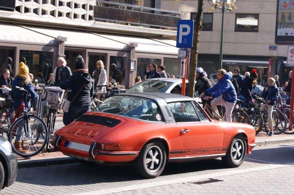 Porsche 911 E Targa 1972