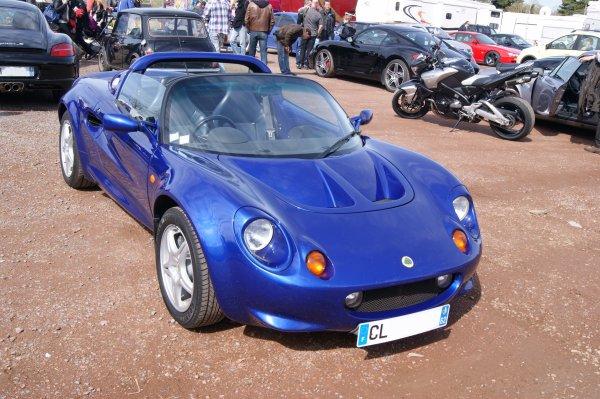Lotus Elise S1 1995