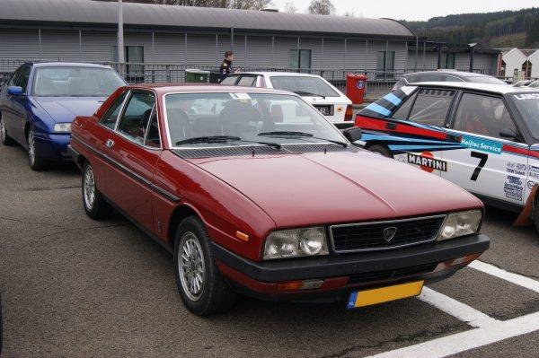 Lancia Gamma 1976