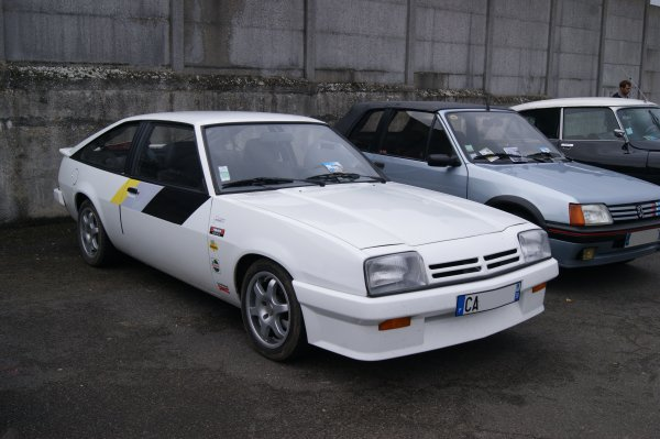 Opel Manta B CC GTE 1982