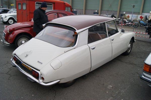 Citroën DSpecial 1971