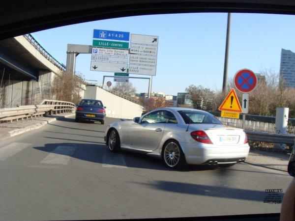Mercedes SLK R171 55 AMG 2008