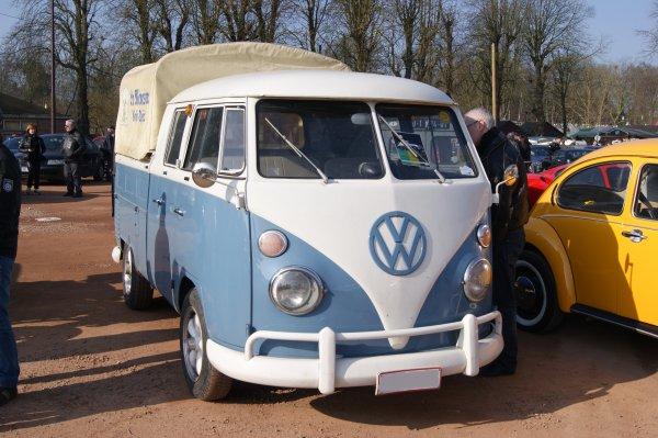 Volkswagen Transporter T1 1964