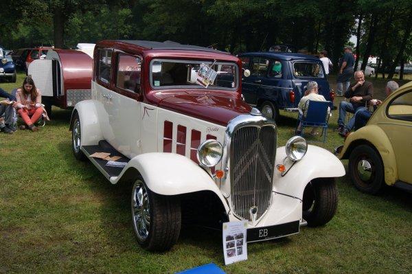 Citroën Rosalie 8 1933