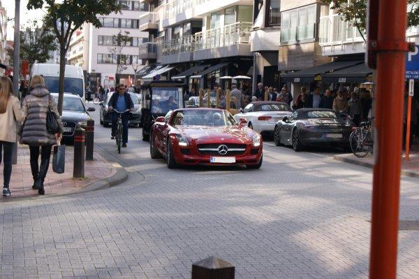 Mercedes SLS AMG 2011
