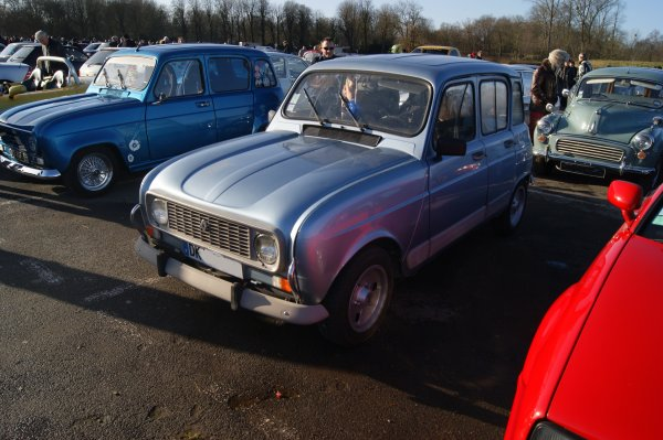 Renault 4 Clan 1989