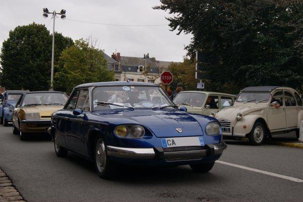 Panhard 24 BT 1966