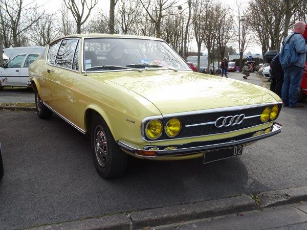 Audi 100 S 1969