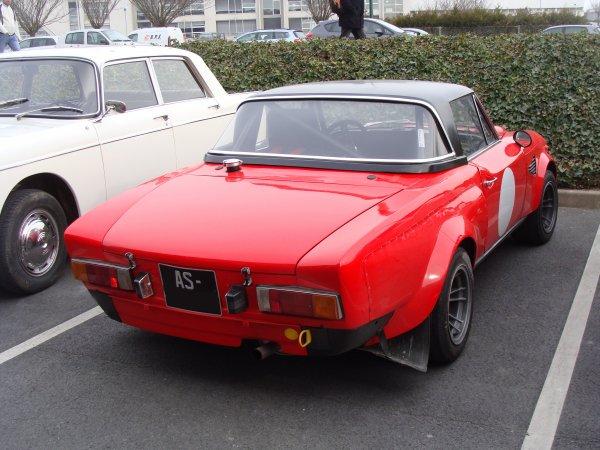 Fiat 124 Spider Abarth 1972