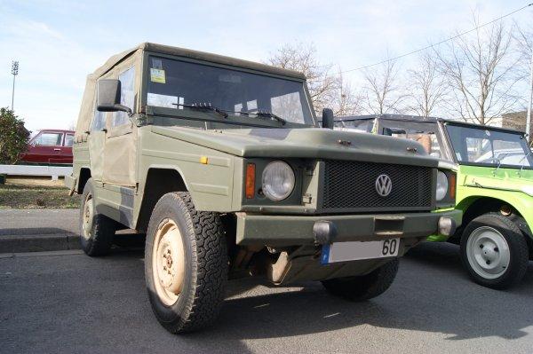 Volkswagen 183 Iltis 1977