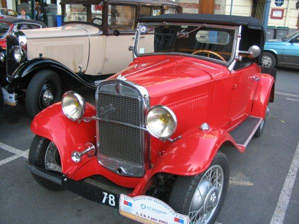 Fiat 508 Balilla