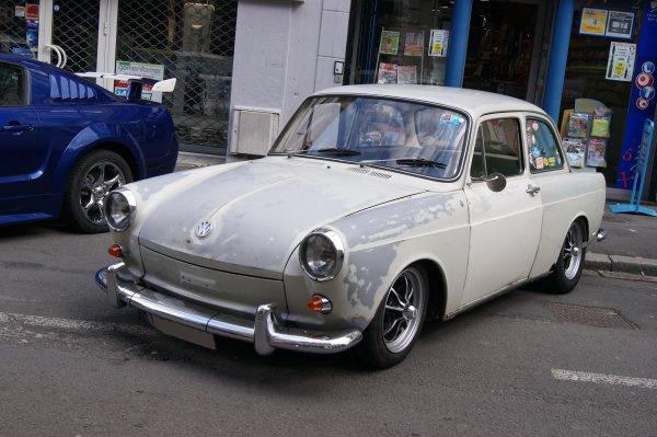 Volkswagen 1600 A 1967
