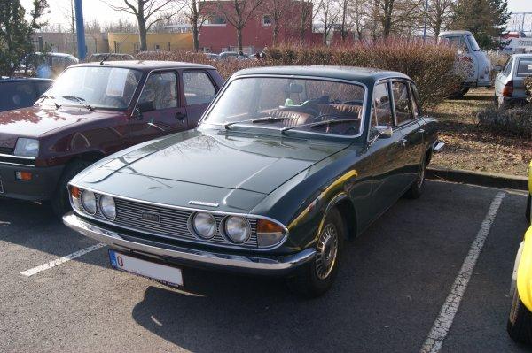 Triumph 2000 MK II 1969