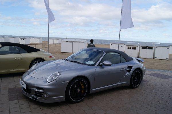 Porsche 997 Turbo S 2009
