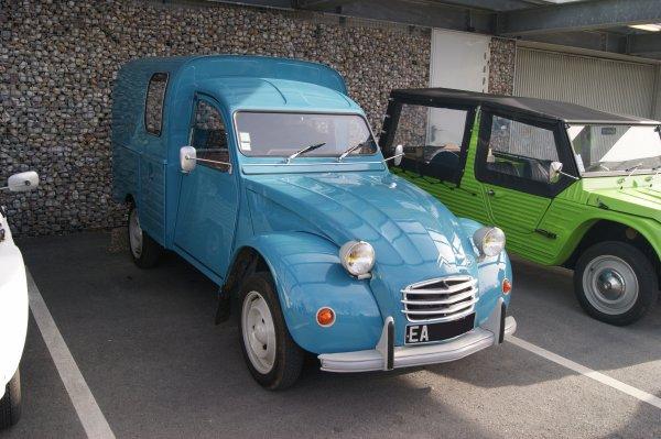 Citroën 2 CV AKS 1970