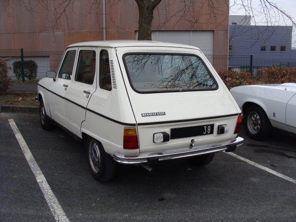 Renault 6 GTL 1977