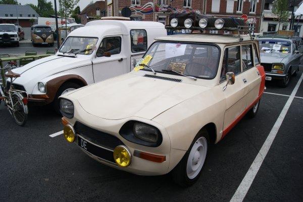 Citroën Ami 8 Break 1970