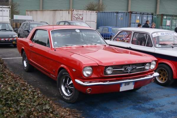 Ford Mustang GT 1965