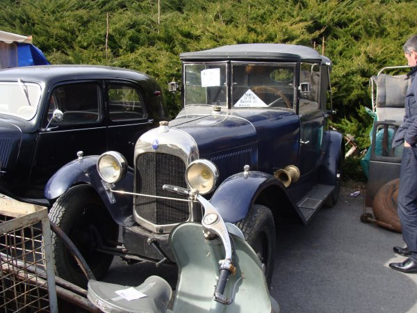 Citroën B2 1925