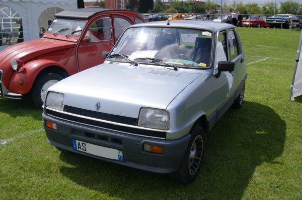 Renault 5 GTL 1983