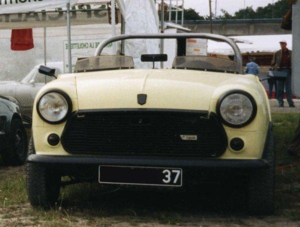 Mini Barquette 1977