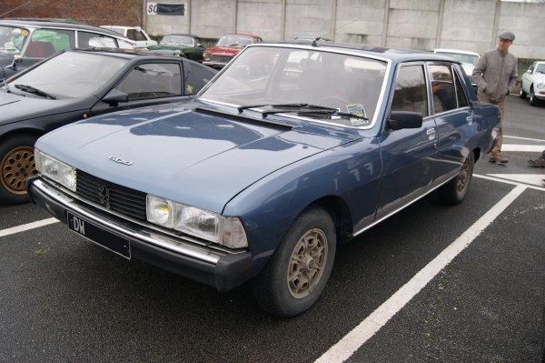 Peugeot 604 Ti 1979