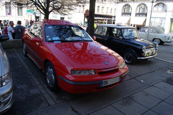 Opel Calibra 4X4 1992