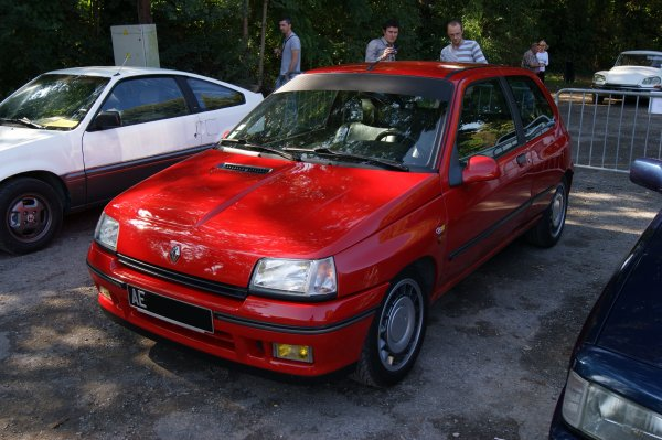 Renault 16S 1992